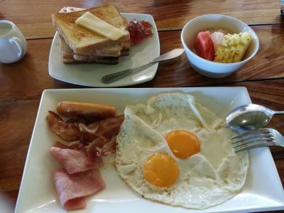 シーバナリゾート 朝食イメージ