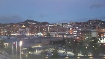長崎港 夜景