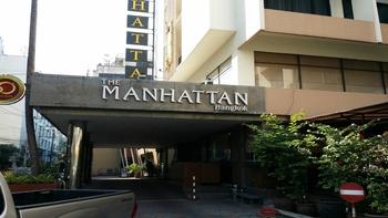 マンハッタンホテル 外観