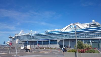 サンフランシスコ クルーズターミナル
