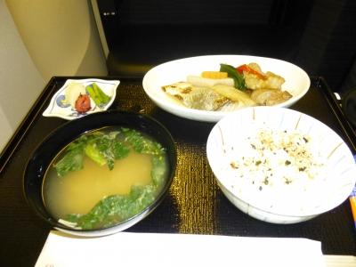 JAL機内食3