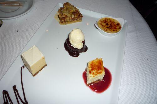 ポログリル デザート5種